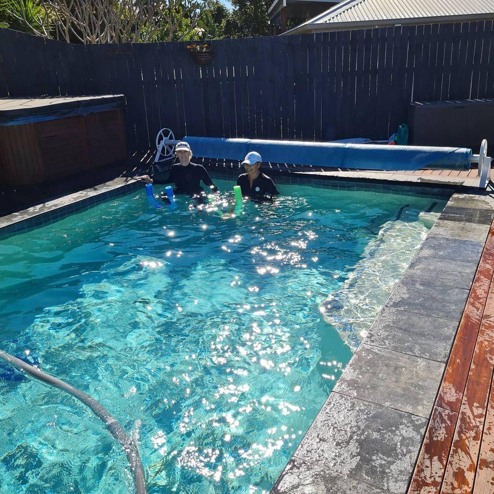 swimming exercises